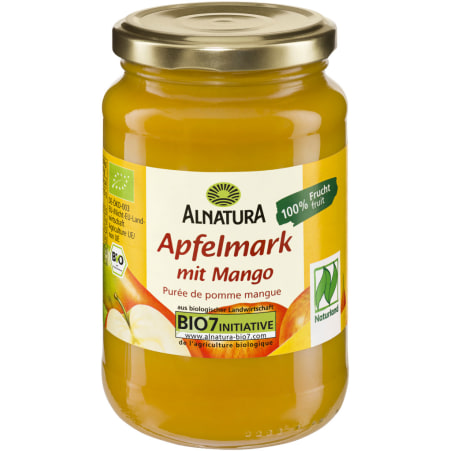 Alnatura Bio Apfelmark mit Mango