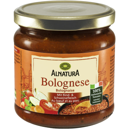 Alnatura Bio Bolognese Sauce