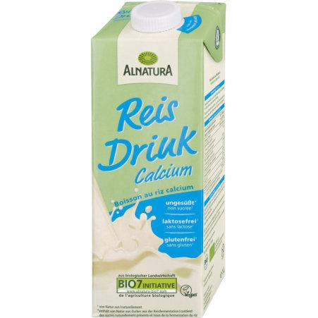Alnatura Bio Reisdrink Calcium