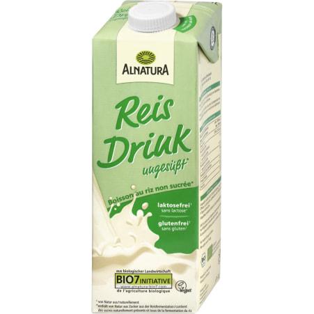 Alnatura Bio Reis Drink ungesüßt