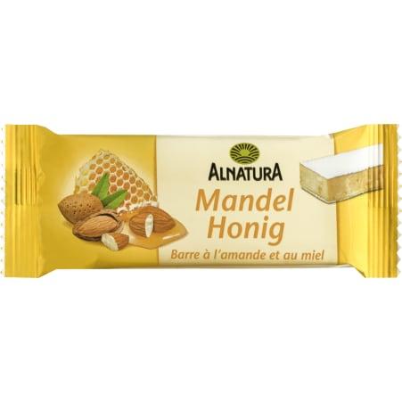 Alnatura Bio Mandel-Honig Riegel