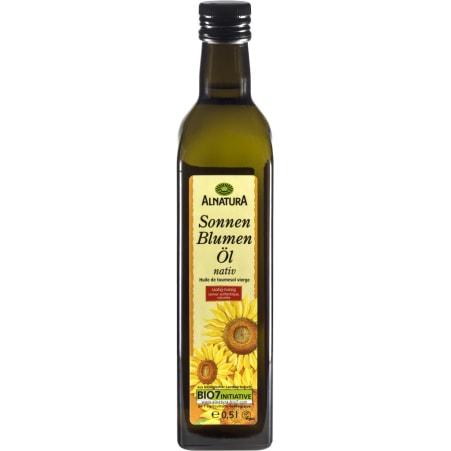 Alnatura Bio Sonnenblumenöl nativ