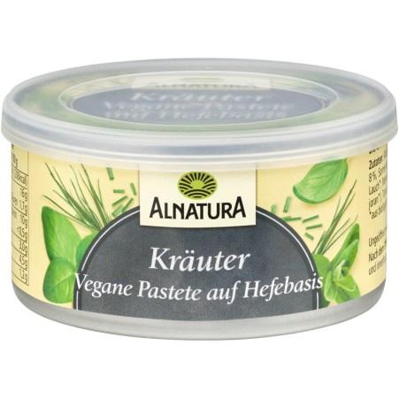 Alnatura Bio Kräuter Pastete