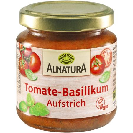 Alnatura Bio Tomate-Basilikum Aufstrich