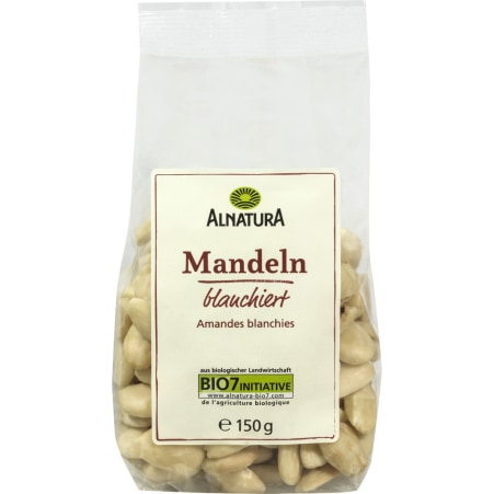 Alnatura Bio Mandeln blanchiert