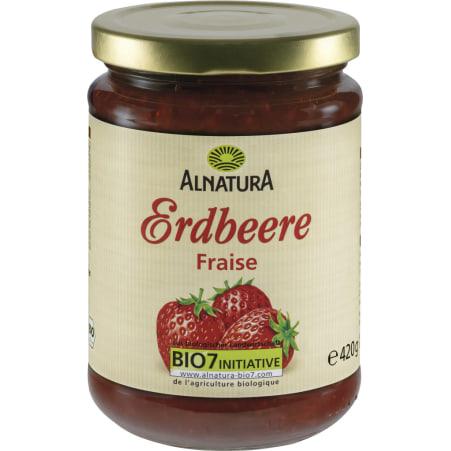 Alnatura Bio Erdbeere Marmelade