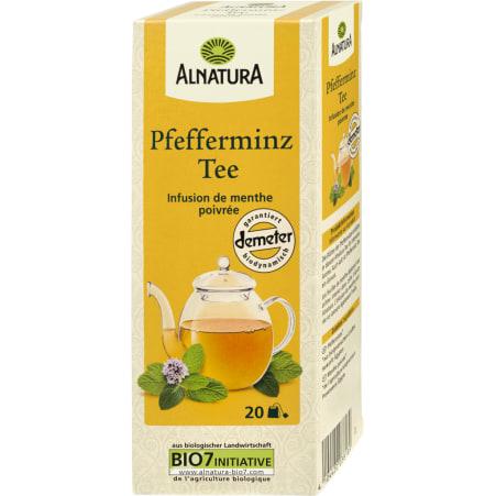 Alnatura Bio Pfefferminz Tee