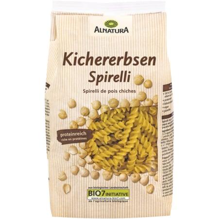 Alnatura Bio Kichererbsen Spirelli
