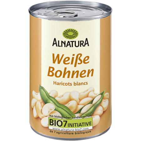 Alnatura Bio Weiße Bohnen 400 gr