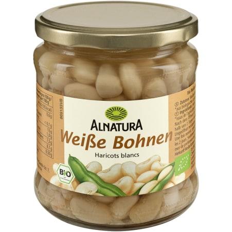 Alnatura Bio Weiße Bohnen 330 gr