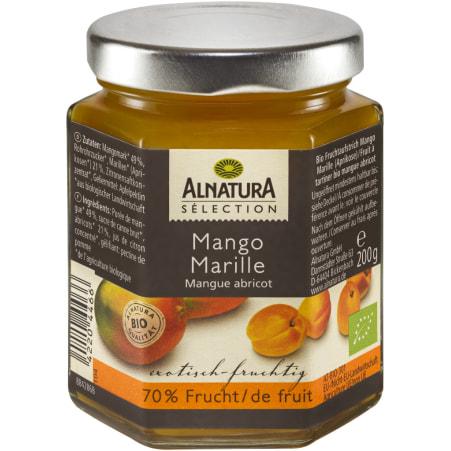 Alnatura Bio Fruchtaufstrich Mango-Marille