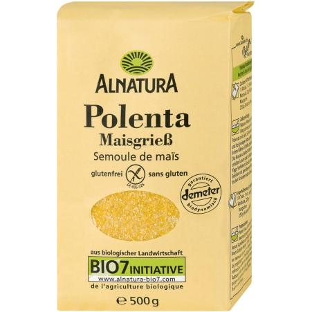 Alnatura Bio Polenta Maisgrieß