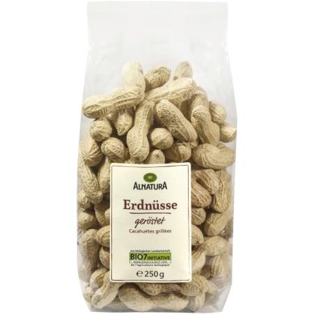 Alnatura Bio Erdnüsse in der Schale