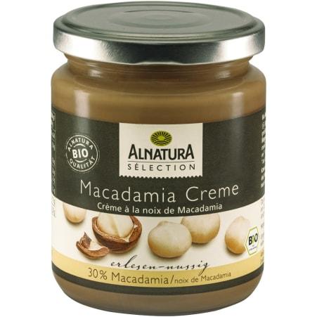 Alnatura Bio Macadamiacreme