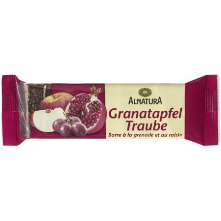 Alnatura Bio Fruchtschnitte Granatapfel-Traube