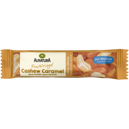 Alnatura Bio Cashew Caramel Riegel