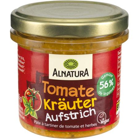 Alnatura Bio Tomaten-Kräuter Aufstrich