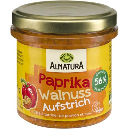 Alnatura Bio Paprika-Walnuss Aufstrich