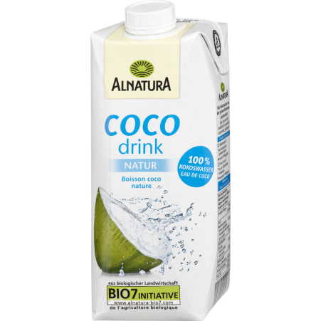 Alnatura Bio Cocodrink 0,75 Liter