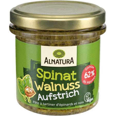 Alnatura Bio Gartengemüse Spinat-Walnuss
