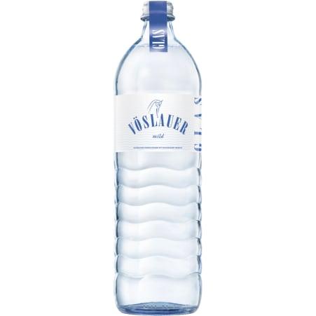 Vöslauer Mineralwasser mild 1,0 Liter Mehrweg-Flasche