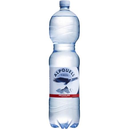 ALPQUELL Mineralwasser prickelnd 1,5 Liter
