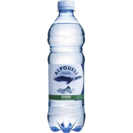 ALPQUELL Mineralwasser ohne Kohlensäure Tray 6x 0,5 Liter