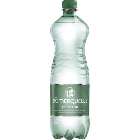 Römerquelle Mineralwasser Classic Tray 6x 1,0 Liter