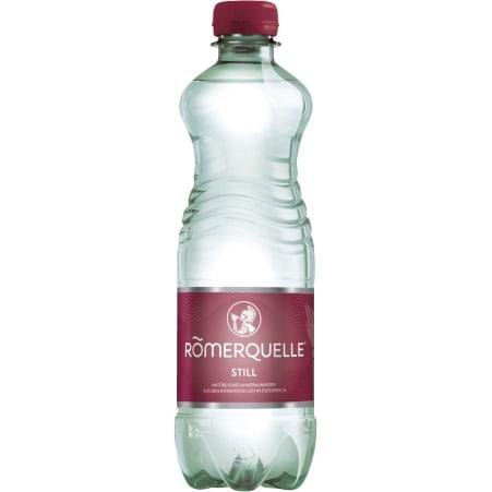 Römerquelle Mineralwasser still 0,5 Liter