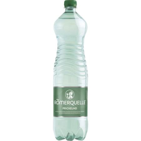 Römerquelle Mineralwasser prickelnd 1,0 Liter