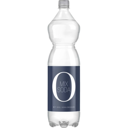 Privatquelle Gruber Tiroler Sodawasser 1,5 Liter