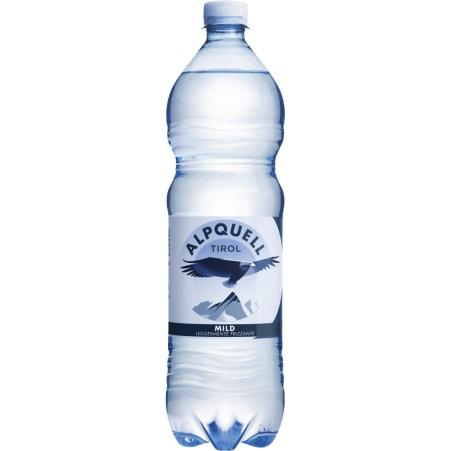ALPQUELL Mineralwasser mild 1,0 Liter