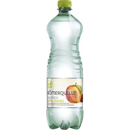 Römerquelle Apfel-Ribisel 1,0 Liter