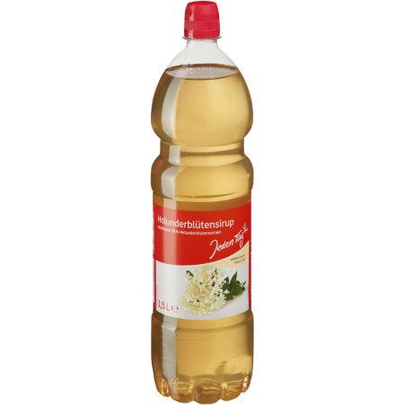 Jeden Tag Sirup Holunderblüten 1,5 Liter