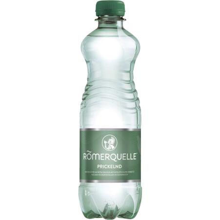 Römerquelle Mineralwasser prickelnd 0,5 Liter