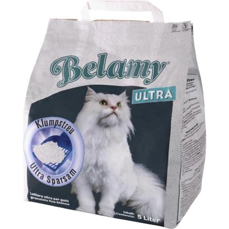 Belamy Ultra Katzenstreu 5 Liter