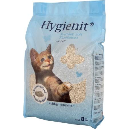 Hygienit Premium Katzenstreu mit Duft