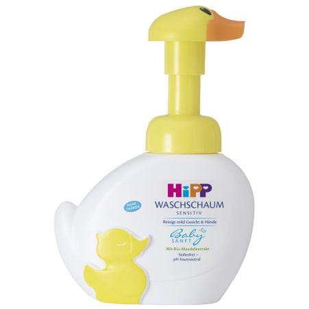HiPP Babysanft Waschschaum Ente