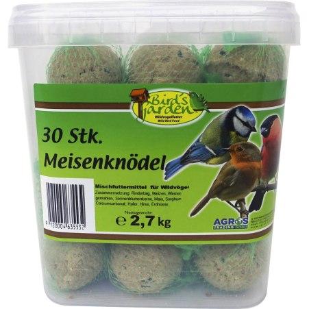 Birds Garden Meisenknödel im Eimer 30er-Packung