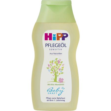 HiPP Babysanft Pflegeöl