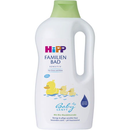 HiPP Babysanft Familienbad