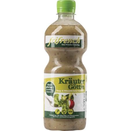Frifrench Salatsauce Kräutergöttin