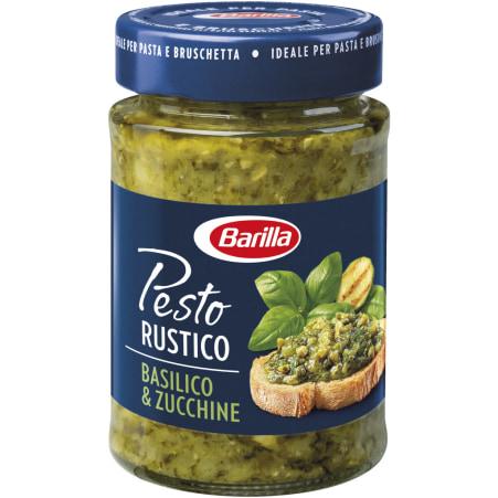 Barilla Pesto Rustico Basilico & Zucchine
