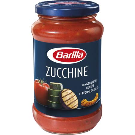 Barilla Sugo Zucchini & gegrilltes Gemüse