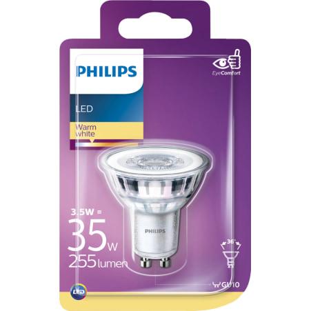 LEDClassic GU10 35W 36° WW 255lm LED warm weiß 35 Watt GU10