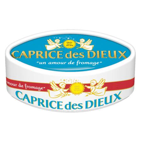 CAPRICE DES DIEUX Un amour de fromage 60%