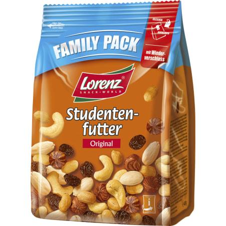 Lorenz Studentenfutter Original Familienpackung