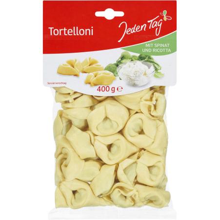 Jeden Tag Tortelloni Ricotta-Spinat