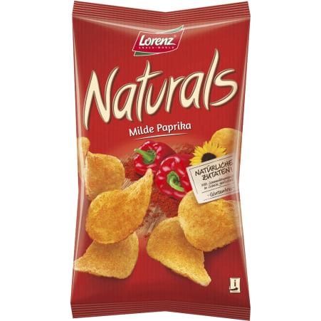 Naturals Chips Naturals Paprika