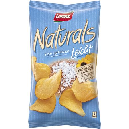 Naturals Chips Naturals leicht Salz